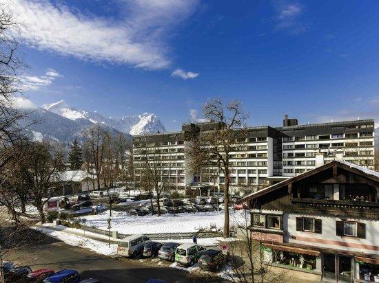 Mercure Hotel Garmisch-Partenkirchen: Exterior