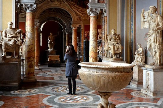 Tour privato del Vaticano con visita