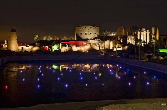 Luxor Karnak Sound and Light Show