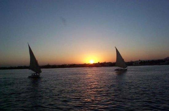 Luxor Nilen River Private Felucca...