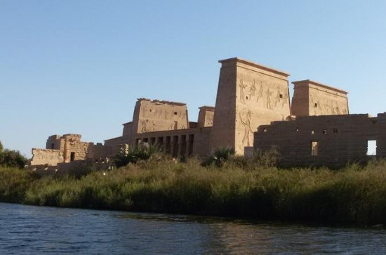 Aswan Philae Temple, Unfinished...
