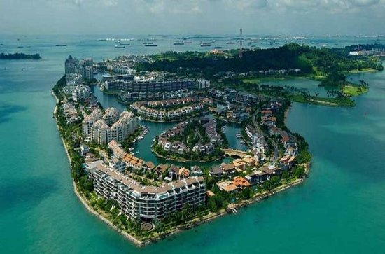 Private Tour: Sentosa Island mit ...
