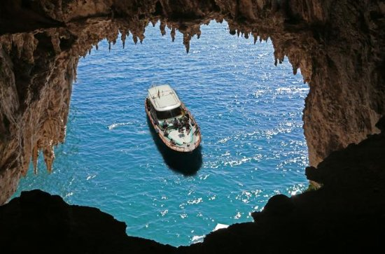 Full-Day Capri Island Cruise from ...