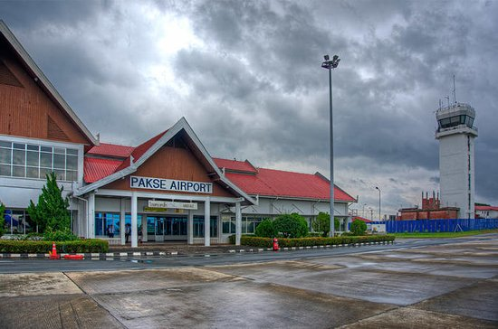 Pakse Airport to City Center One Way