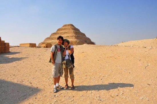 Day Tour to the Pyramids of Giza...