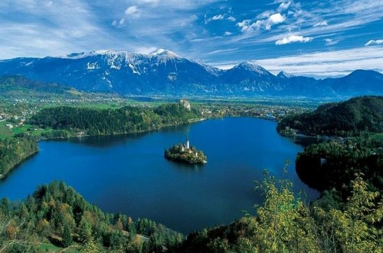 The Best of Slovenia, Bled lake ...