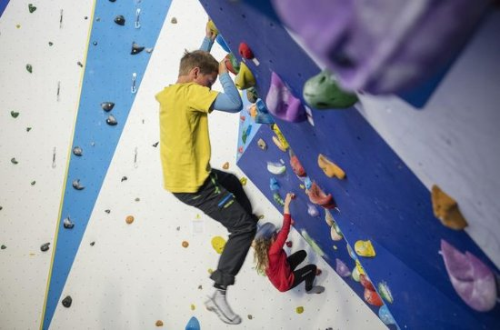 Climb Norway's Highest Indoor...