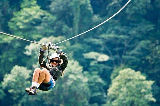 Volcan Arenal Combo 6 SkyTrek Zip...