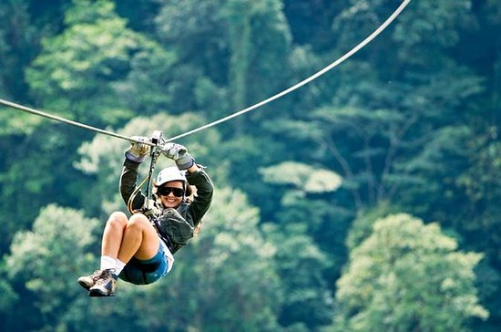 Combo Volcán Arenal 6 SkyTrek Zip...
