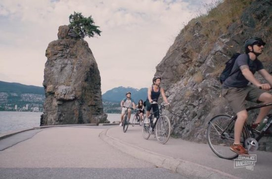 Epic Electric Bike Tour of Vancouver
