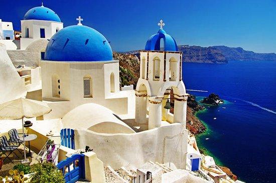Atenas e Santorini: um feriado...