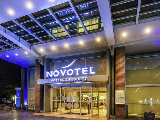 Novotel Santiago Vitacura : Exterior