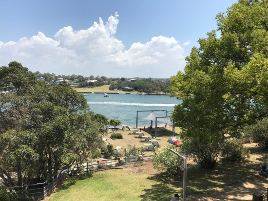Cockatoo Island, Αυστραλία: Views from the yard