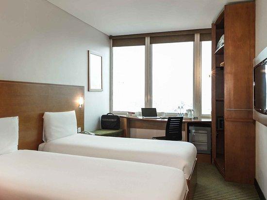 Ibis Salmiya: Guest room