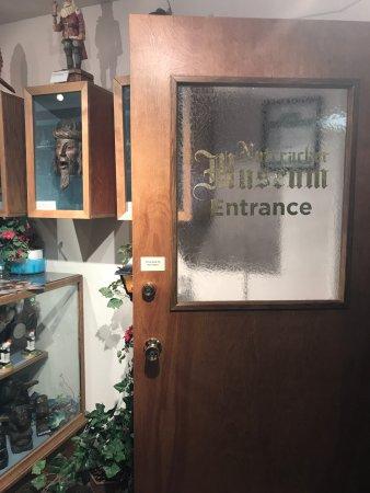 Nutcracker Museum: Door