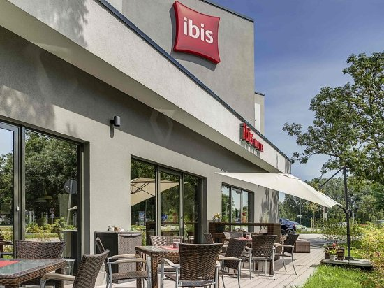 Ibis Muenchen Airport Sued: Lobby