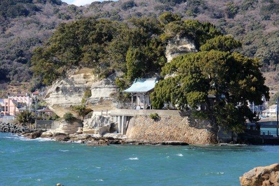 Kakisaki Bentenjima Island