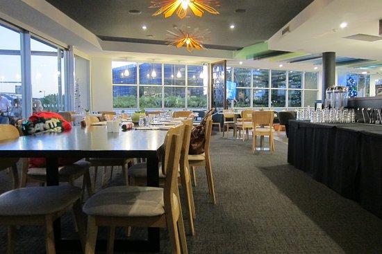Birtinya, Australie : Inside the restaurant.