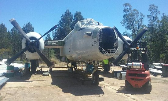 Parkes Aviation Museum - HARS