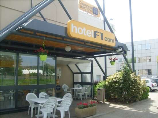 hotelF1 Lyon Solaize