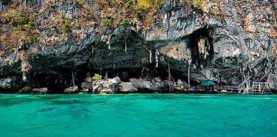 Ko Phi Phi Don, Tailandia: Viking Cave, Thailand