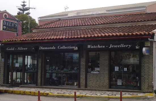 Dalas Jewellery in Acharavi