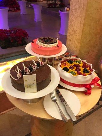 Kempinski Hotel Soma Bay : Sylvester Dessertbuffet