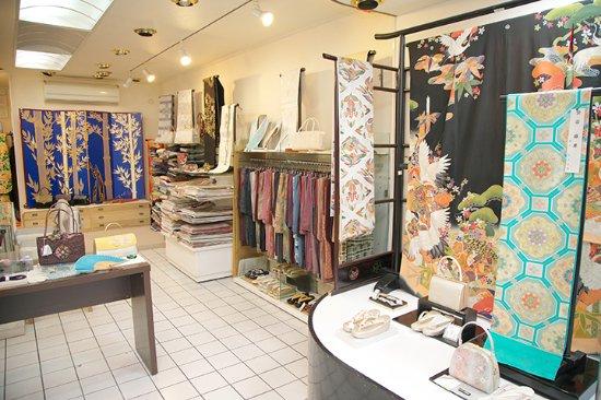Kimono Recycle & Rental Suzaku