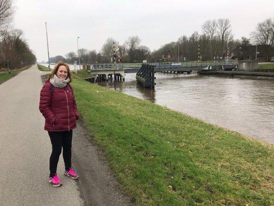 Pieterburen, Holandia: Van Starkenborghkanaal