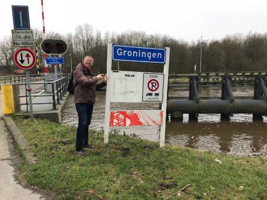 Pieterburen, Holandia: Groningen bereikt