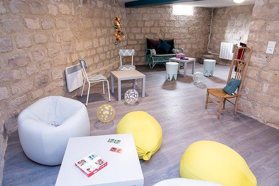 La Garenne-Colombes, Francia: Le souplex, qui peut être privatisé pour des anniversaires, séances de sophrologie, ateliers...