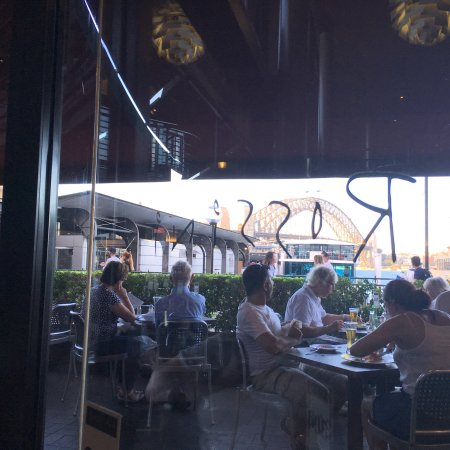 Rossini Cafe Restaurant Circular Quay