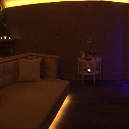 Le spa dell' hotel Piccolo Borgo