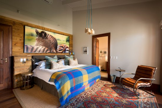Kwandwe Private Game Reserve, Sydafrika: Fort House kids' room