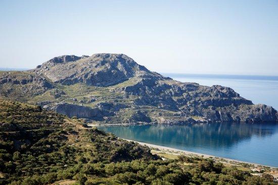 Mirthios, Grèce : Amazing sea view to the bay of Plakias