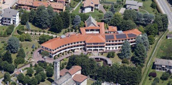 Armeno, Italy: Panoramica di tutta la struttura