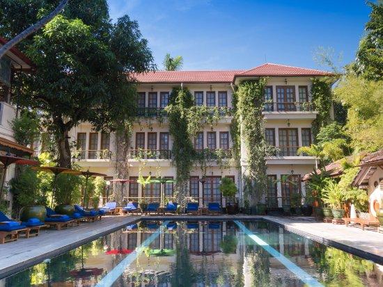 サボイ ホテル ヤンゴン