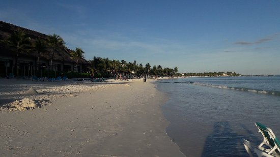 Hotel Akumal Caribe: 20180104_172618_large.jpg