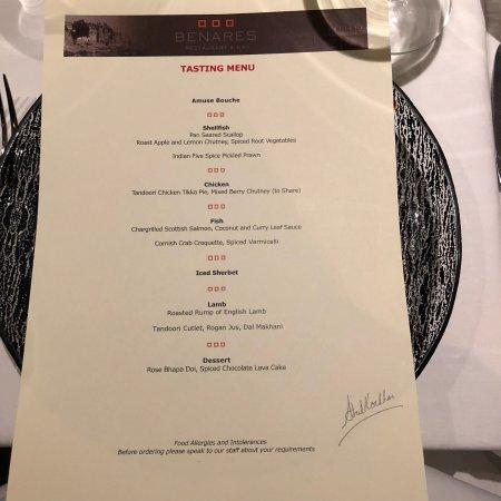 Benares Restaurant & Bar: photo7.jpg