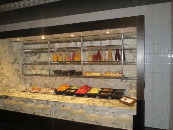 InterContinental Melbourne The Rialto: Frühstück