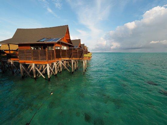 Sipadan Kapalai Dive Resort Photo