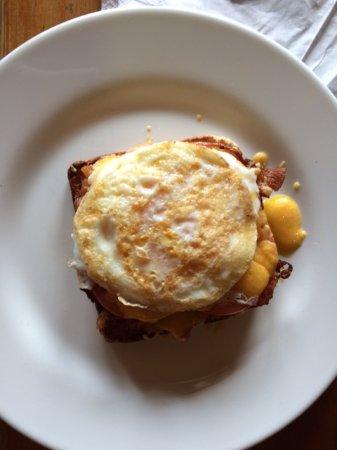 Bronkhorstspruit, Republika Południowej Afryki: Breakfast