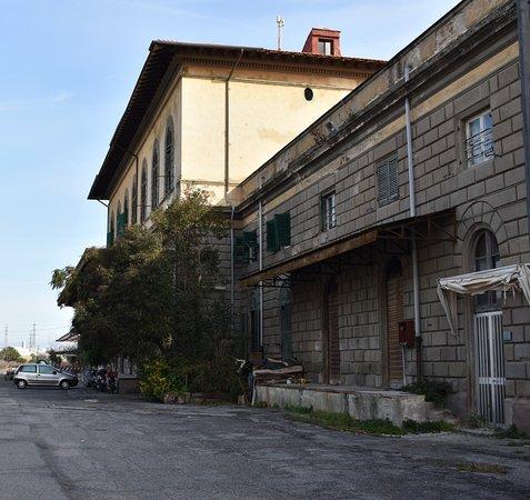 Stazione di Livorno San Marco