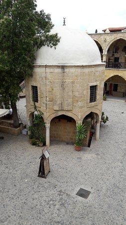 Sedirhan Restaurant: Pray House next to restaurant