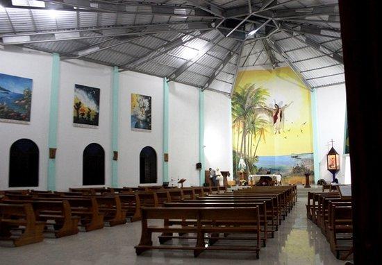 Iglesia Cristo Salvador