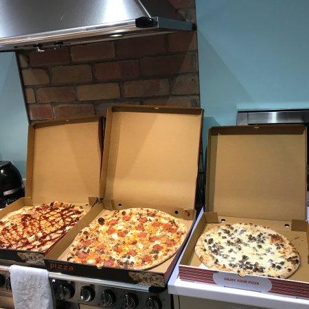 Midsomer Norton, UK: AK Pizza