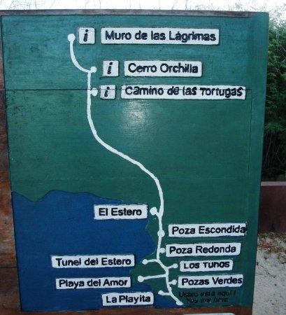 Puerto Villamil, Ισημερινός: mappa