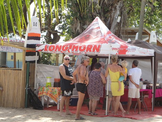 Chez joselyne port louis omd men om restauranger - Restaurant la grande plage port louis ...