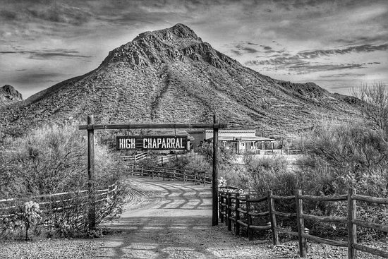 Old Tucson: Afternoon at the High Chapparal