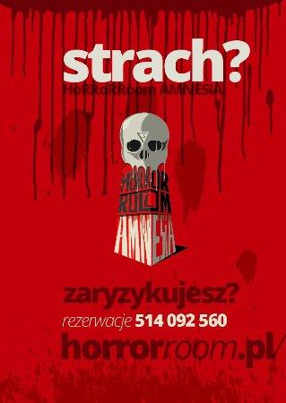 Tychy, Polonia: HorrorRoom Amnesia